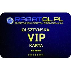 Olsztyńska VIP Karta (data ważności: 2021.01.01)